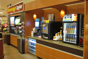 Products Beverage Center