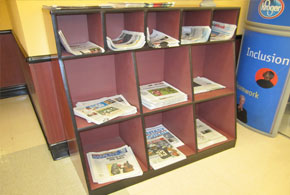 Products Newspaper Rack